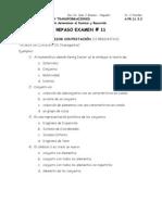 REPASO EXAM 11 Dominio y Recorrido de Funciones