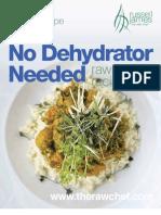 NoDehydrator Cookbook