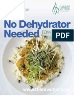 NoDehydrator Cookbook