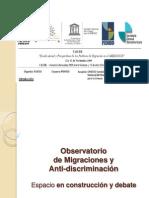 observatorio de migraciones