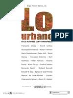 amos, ángel_lo urbano en 20 autores contemporáneos