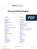 Teacup Stirling Engine_Make Projects