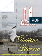 Destine Literare March-April 2012