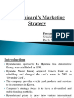 Hyundai Card Case Study