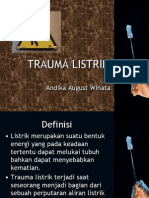 Trauma Listrik
