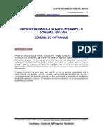 Plan Comuna de Coyhaique