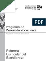 9 desarrollo vocacional