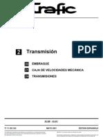 Renault Trafic Combi y Furgon