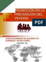Promocion en La Prevencion Del Vih-sida