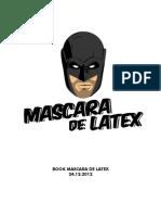 Máscara De Látex