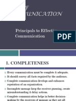 7 C's of Communication