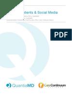 Doctors Patient Social Media