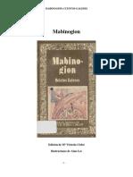 Anónimo - Mabinogion (Relatos Antiguos Galeses).pdf