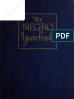 Tuskegee--Negro Year Book--A Review of Events Affecting Negro Life, 1952 (c1952)