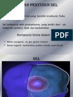 Komposisi Kimia Dalam Sel