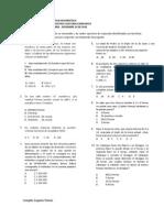 Simulacro Prueba Aptitud Matemática Concurso Docente Colombia