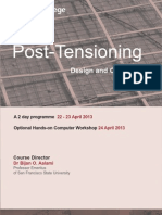 PostTension Brochure 2013