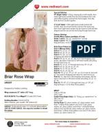 Briar Rose Wrap