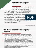 Minto Pyramid Principle
