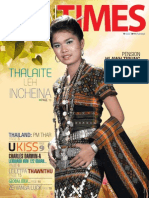 Tahan Times Journal- Vol. 1 - No. 4, Jul 19, 2011