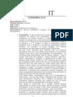 coenzina Q10