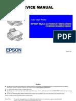 epson service manual