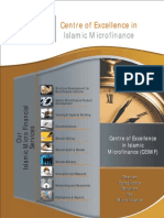 Centre of Excellence in Islamic Microfinance