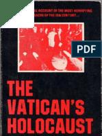 The Vatican's Holocaust