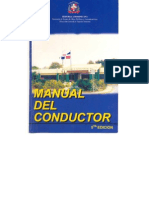 2580880 Manual Del Conductor Dominicano