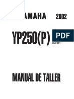 manual de taller y despiece de la yamaha yp250 majesty