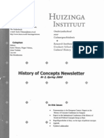 History of Concepts Newsletter 3