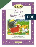 Classic Tales Three Billy Goats