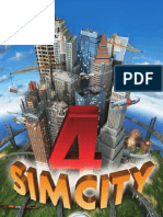 Manual Sim City 4 - Português