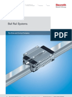 rexroth star linear guides