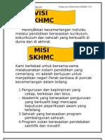 Jawatankuasa Induk Kokurikulum Skhmc