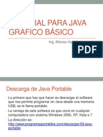 Tutorial para Java Gráfico Básico