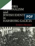 Jewish Diaspora in Galicia
