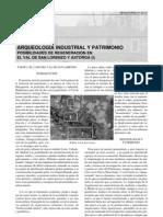 Arqueología industrial y patrimonio