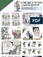 Joe Heller's cartoons of 2012