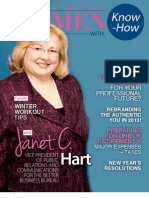 Women With Know How January 2013 Issue