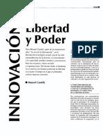 Castells - Libertad y Poder