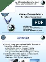 03. NDIA Integrated Representation of the Natural Environment (Webb)