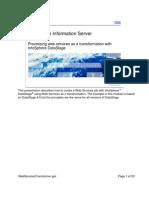 Web Services Transformer