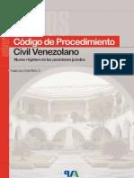 Codigo de Procedimiento Civil Venezolano