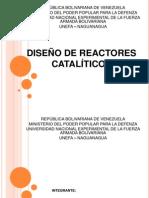 Reactor Catalitico