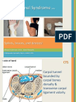 Carpal Tunnel Syndrome Splints