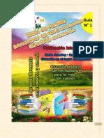 Folleto-Guía de Educación en el hogar en Argentina