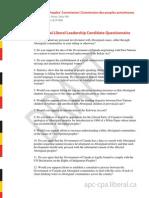 APC DRAFT Leadership Questionnaire