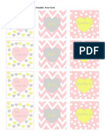 Valentines Day Printables SHARE