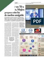 Uruguay Ley de Medios